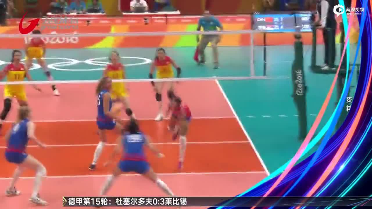 视频-国内体坛年度新闻候选:中国女排11连胜卫冕世界杯