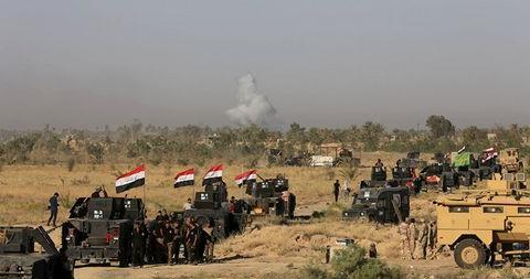 美国指责伊朗代理人发动对驻伊拉克美军基地的袭击