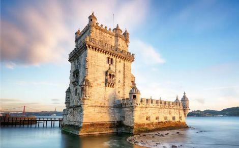 葡萄牙最童话的小镇,在美丽的城堡里面做自己的公主