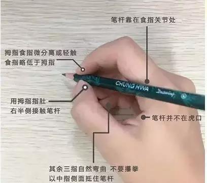 硬笔书法,入门最快的方法,很实用