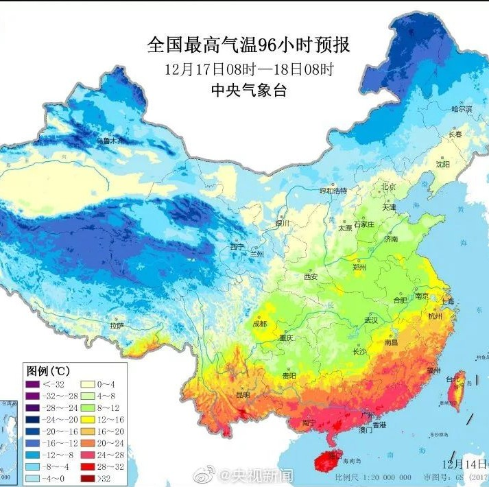 下周一气温高达20度?上海人又要见证历史了