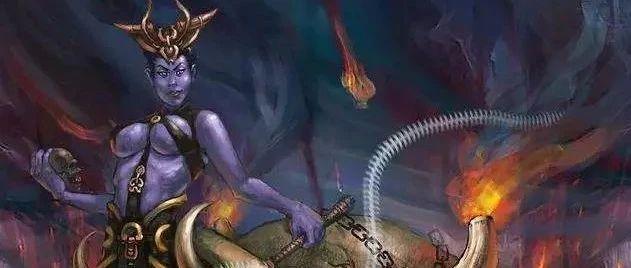 吸干龟灵圣母血肉的神秘蚊虫究竟啥来历?