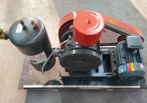 回转风机电机不转故障和解决方法以及高温出气量减小原因