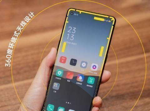 曲面屏手机将上市,骁龙765G+6400万四摄,oppo成为最美颜值机?