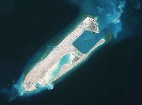 """永暑岛填海造岛2.8平方公里,还没渚碧岛大,却有3个""""大优势"""""""
