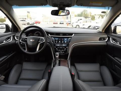 凯迪拉克XTS,一台被国六逼疯的车,降价幅度接近10万+