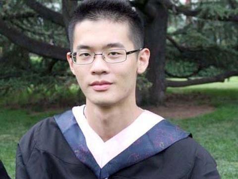 """""""李敖之子""""李戡:弃台大进北大、在剑桥大学读博,学成一定回国"""