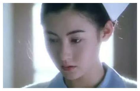 有一种美叫张柏芝,多少人曾爱慕她年轻时的容颜?