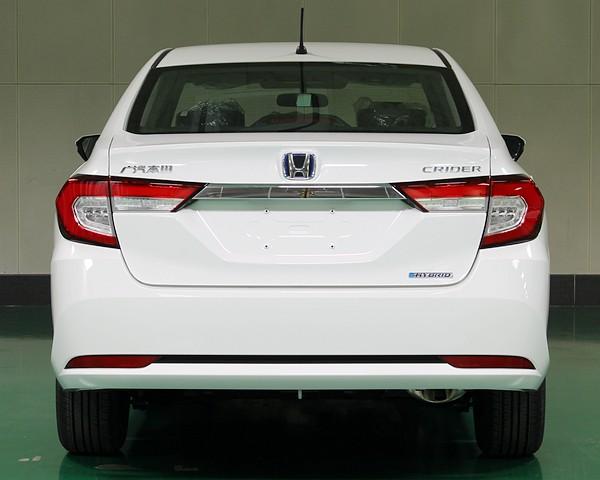 1.5L发动机+双电机 广汽本田凌派锐·混动申报图曝光