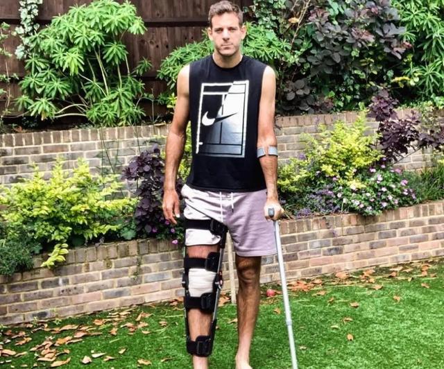 德尔波特罗联系费德勒的医生为其治疗膝盖伤病