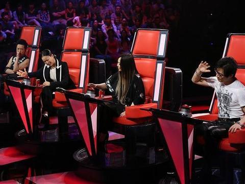 陈奕迅爆《新声音》黑幕!却被那英怒怼没职业道德,网友:你有?