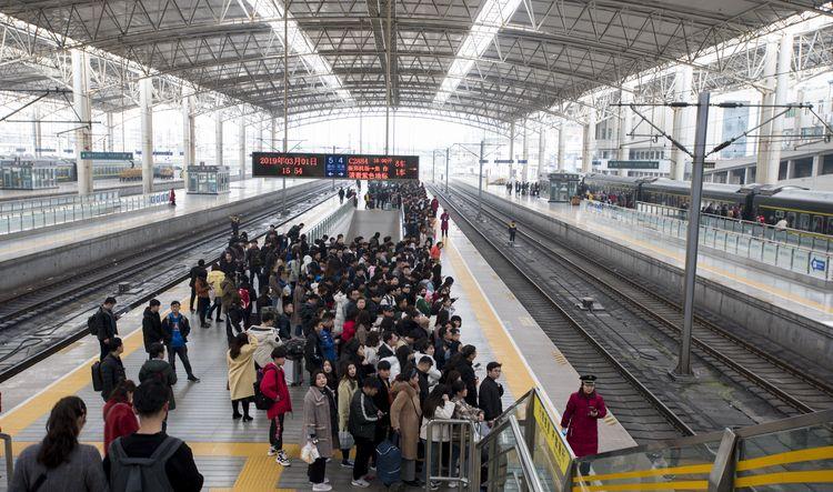 1月21日起 攀枝花往返成都将加开旅客列车