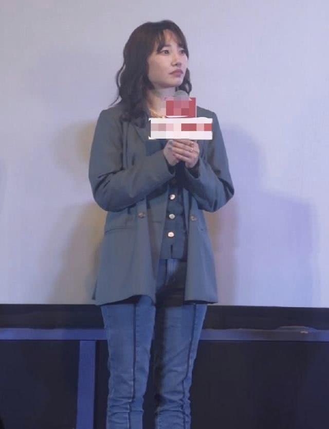 """白百何为新电影造势,谈及与陈羽凡婚姻,她用""""失败""""二字形容"""