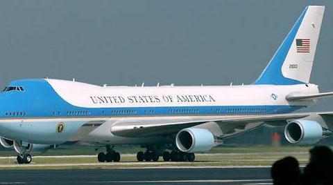 """空中白宫!美国总统座机""""空军一号""""是否真的无法被击落?"""