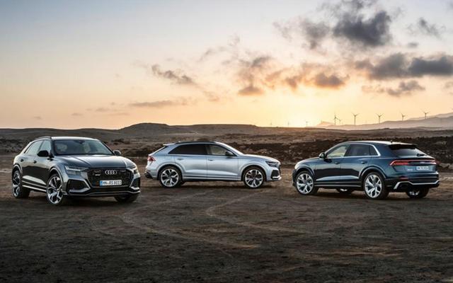 """奔驰、宝马、奥迪旗下最""""快""""SUV是哪三款?"""