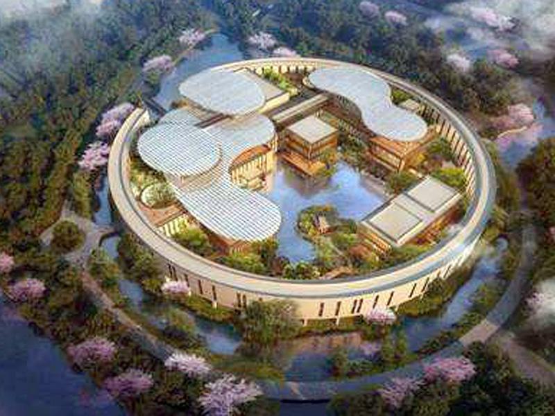西湖大学云谷校区一二期将于2022年竣工