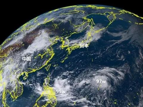 双台风或再出现?多个台风可能在来的路上,其中一个风力还不小