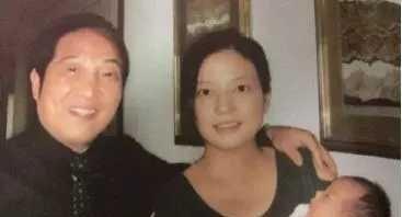 赵薇带小四月拜王林的旧照曝光,原来赵薇的老公是王林给介绍的