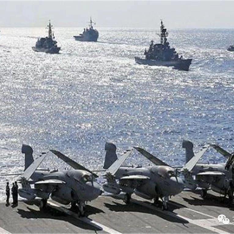 苏-24战机从美舰上空掠过,美防长放下狠话,谁敢阻拦就开战