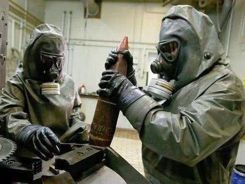 白头盔再次现身叙利亚,送来大批毒气弹,背后还有西方国家支持