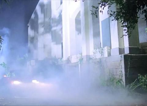 20年前这部香港警匪片,两大影帝飙戏,林岭东导演最后的绝唱