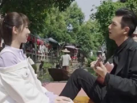 亲爱的:韩商言求婚成功,狂吻佟年,佟年瞬间害羞,网友:好甜啊