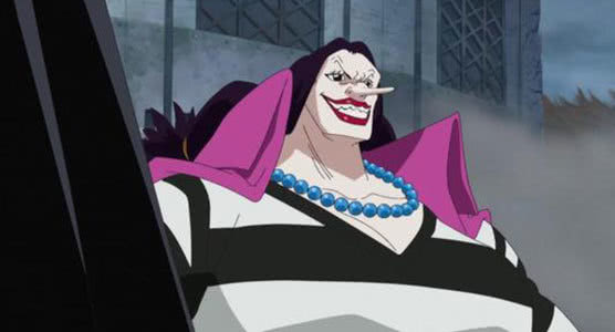 海贼王:黑胡子找队友为啥,专门挑阴险加丑陋的人要?
