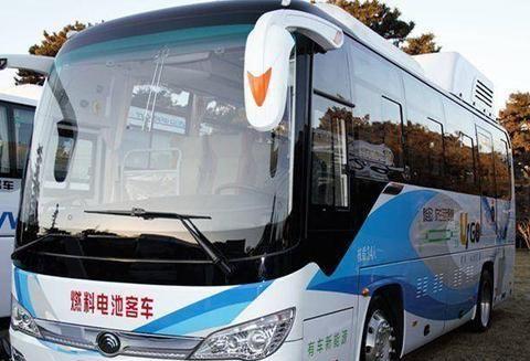 首台氢燃料电池客车下线,充氢五分钟续航600KM