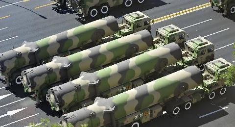 这人为40万美元出卖东风31洲际导弹秘密:但为何情报瞬间作废