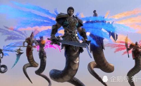 《斗破苍穹》最美的斗气化翼,既不是美杜莎也不是云韵,而是他