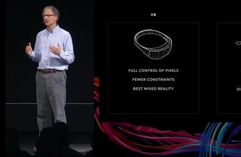 Facebook首席VR研究员:AR可以替代电话,VR可以替代个人计算机