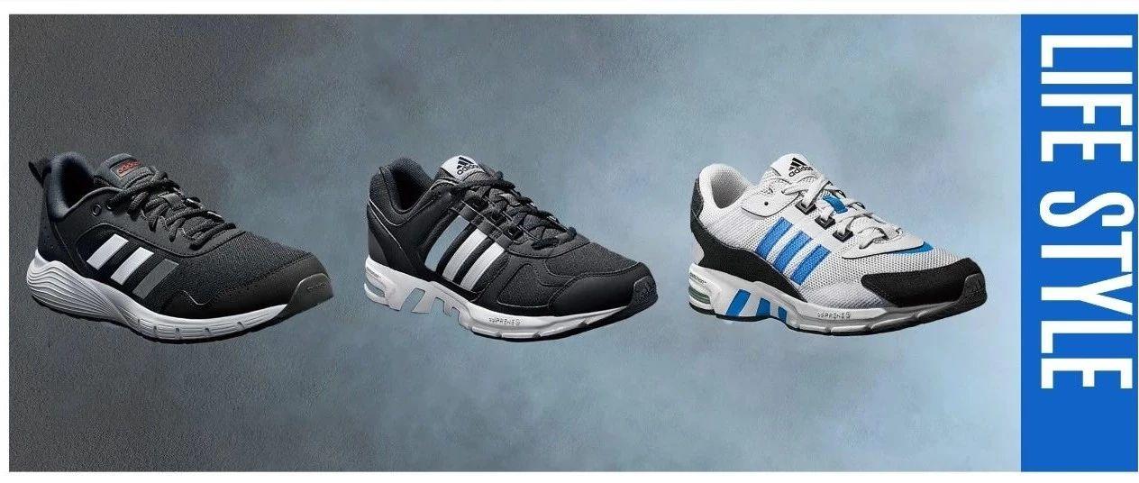 阿迪达斯经典跑鞋系列热力来袭!