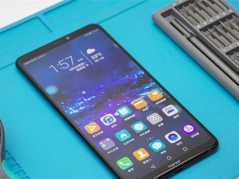 荣耀大屏旗舰手机,5000毫安+6+128GB