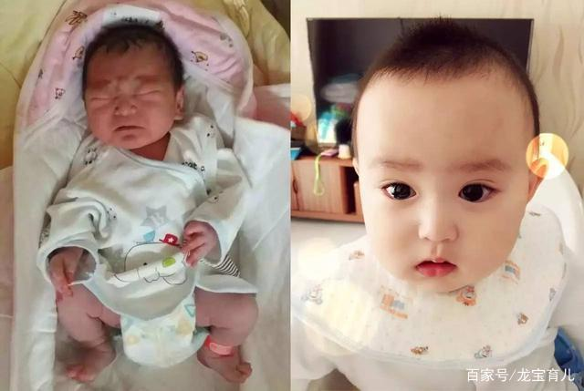 """新生宝宝不要""""扔"""",养段时间就会逆袭,网友:确定是同一个人?"""