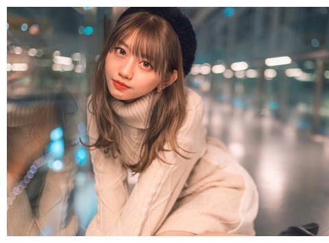 """日媒选出年度人气写真偶像,TOP1现役大学生""""想变成坛蜜!"""""""