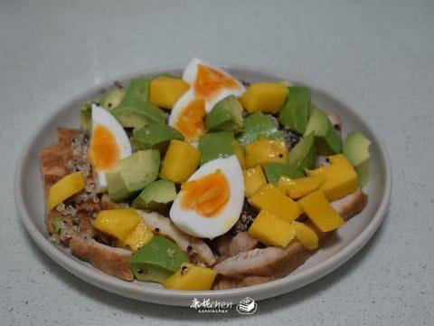 不用早起,给女儿做份早餐,低脂营养足,一上午都不饿,精神饱满