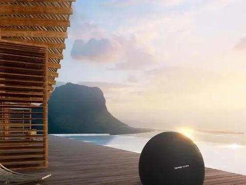 桌面立体声音箱--哈曼卡顿,设计优雅更显绅士风范!