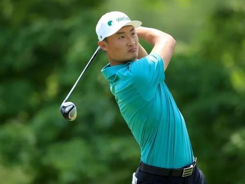 【时事新闻】李昊桐正式签约IMG高尔夫,强强联手再创高峰