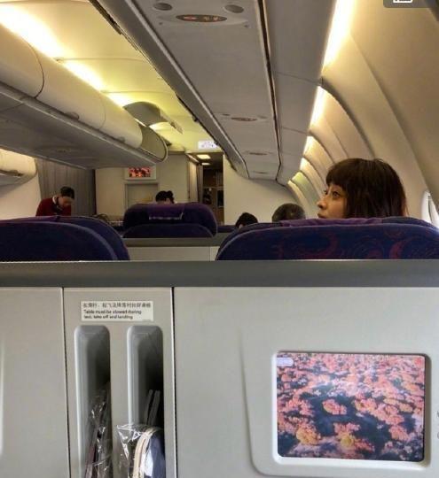 梅婷道歉!在飞机上坐没坐相,粉丝对她的《父母爱情》滤镜破碎