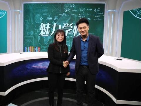 《魅力学校》本期特邀嘉宾:人大附中实验小学校长尹军