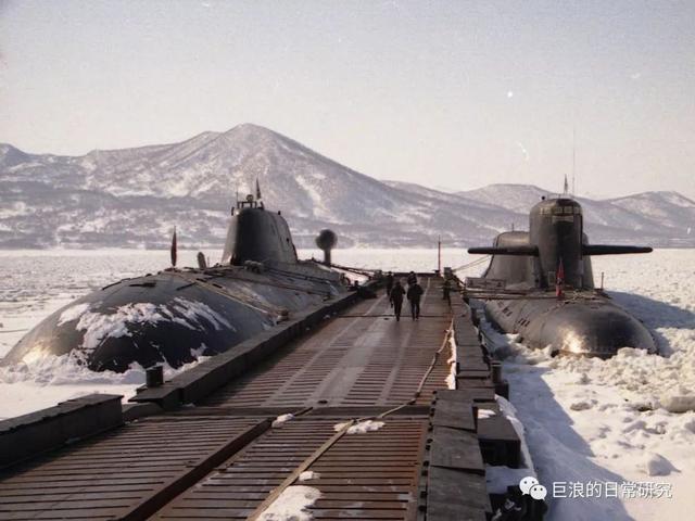 """拆的拆修的修:俄军太平洋舰队""""阿库拉""""级核潜艇仅剩一艘能出海"""