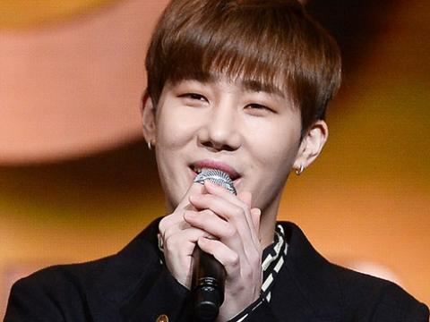 INFINITE金圣圭今日退伍 将录制MBC新综艺