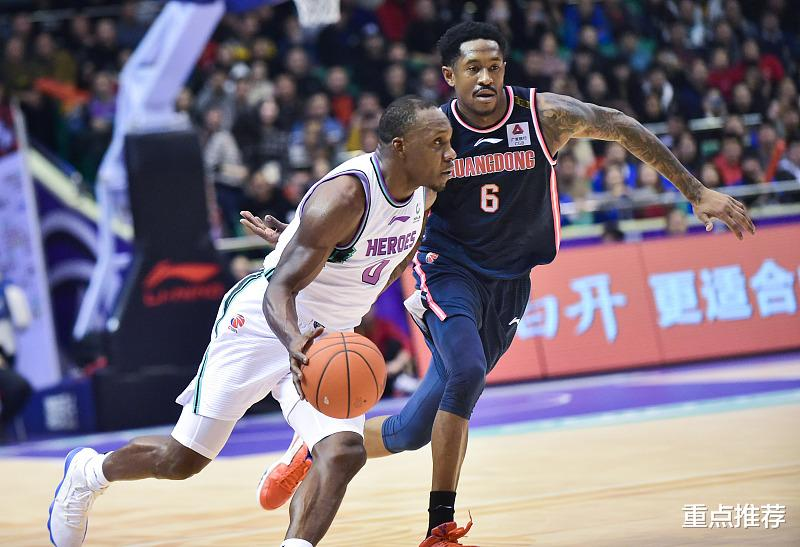 不管足球还是篮球,广东都是山东的苦主啊