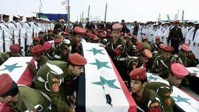 美国为何军事压制伊朗、伊拉克、叙利亚、阿富汗?科威特却是盟友