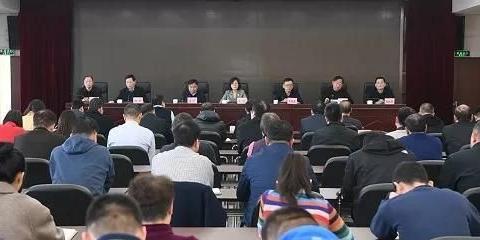 河南省招办召开干部大会传达省委决定:刘刚任省招办主任、党委