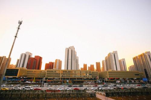 昌发展龙域中心西区获批北京生活性服务业示范街区