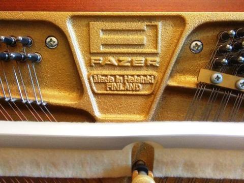北欧名琴典范 FAZER(法瑟)钢琴