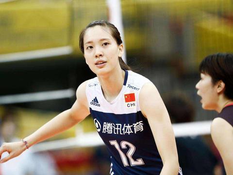 """恭喜!继杨涵玉之后,女排又一美女国手被授予""""国际级运动健将"""""""