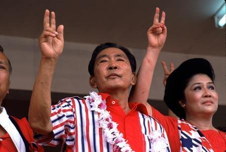 阿基诺三世最痛恨的华裔总统,曾贪污百亿,为何民众却想念他?