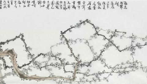 展讯 | 踏雪寻梅——徐仲偶《梅花知我意》国画系列作品展